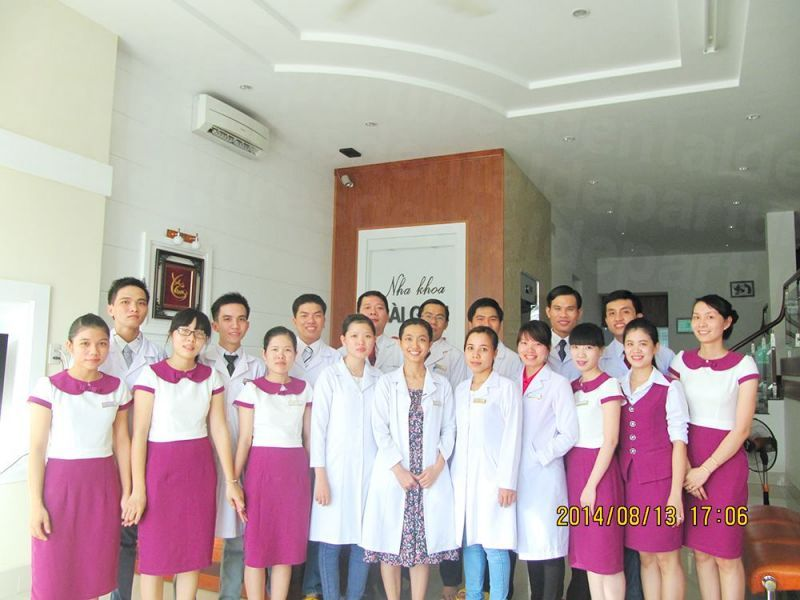 Saigon - Dr. Lam Dental Clinic