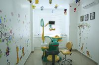 Platinum Dental Group - The Dental Chair for Kids