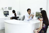 Vinh An Dental Clinic - The Consultation Room