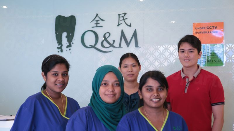 Q&M Dental Surgery - Taipan USJ