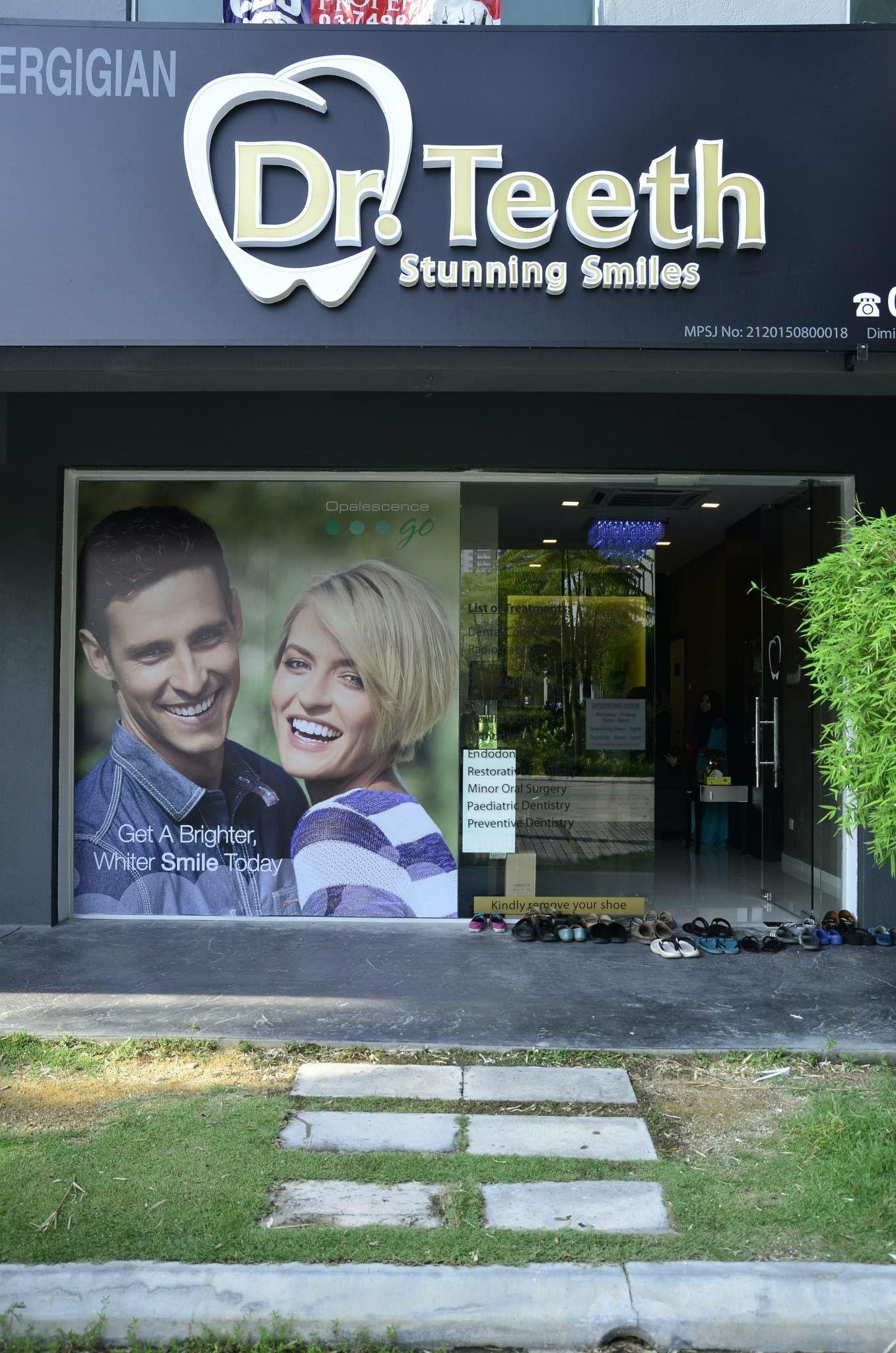 Dr Teeth Stunning Smiles Clinic In Subang Jaya