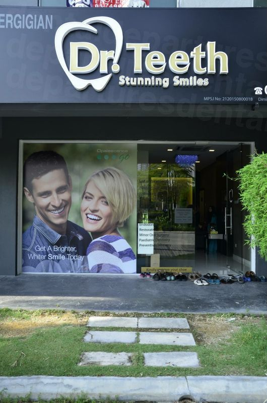 Dr. Teeth Stunning Smiles - Dental Clinics in Malaysia