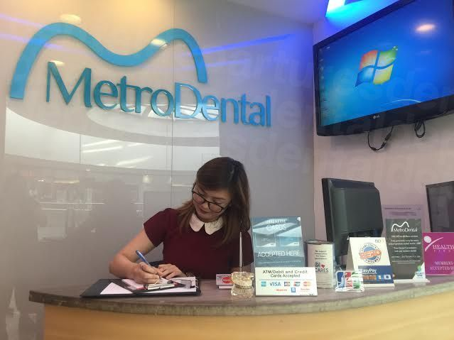 Metro Dental (SM Megamall)