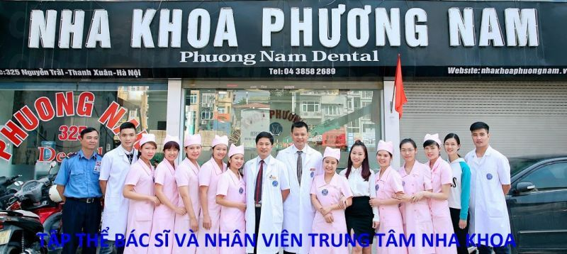 Phuong Nam Dental Clinic - Nguyen Trai Branch - Dental Clinics in Vietnam