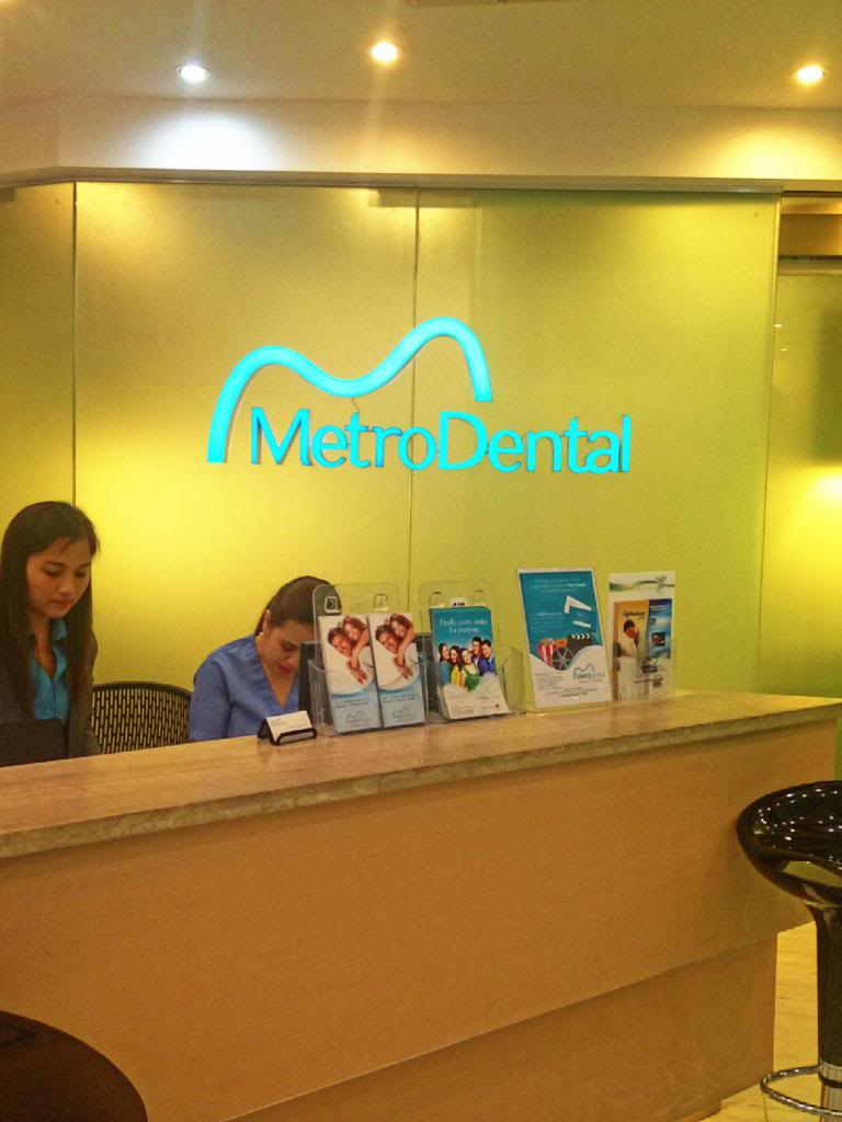 Metro Dental (SM City Cebu) Clinic in Cebu City