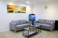 M Dental Clinic - waitng area