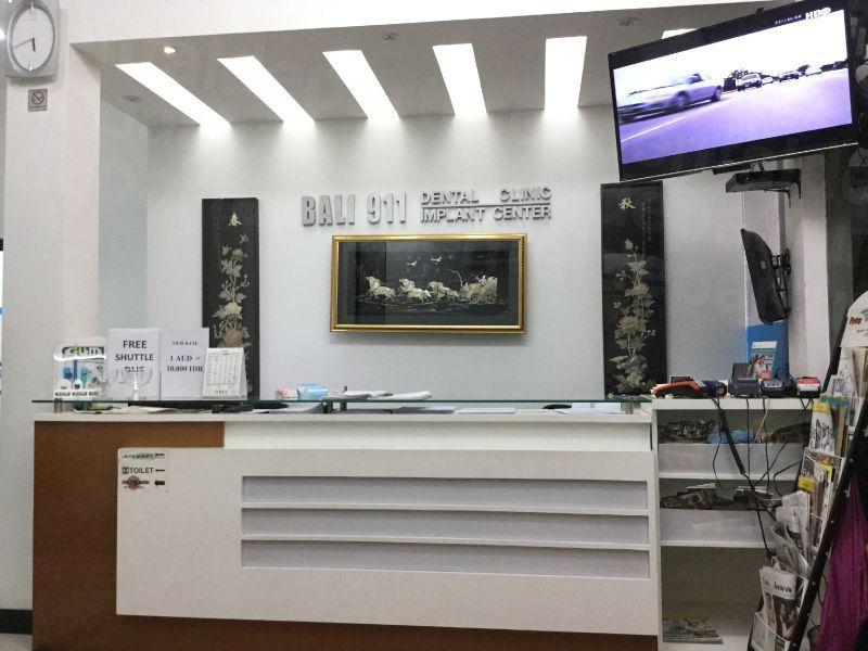 Bali 911 Dental Clinic   Denpasar