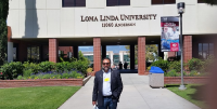 Harmony Dental Studio, Dr. Martinez at Loma Linda University