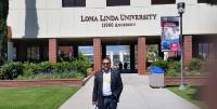 Harmony Dental Studio, Dr. Martinez at Loma Linda University