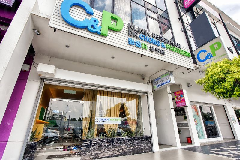 Dr. Chong & Partners Dental Clinic - Bukit Indah Branch - Dental Clinics in Malaysia