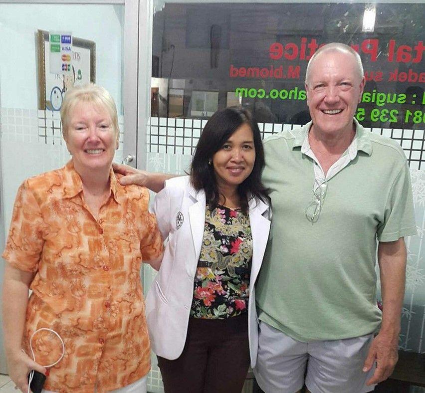 Drg. Kadek Sugianitri M. Biomed, Dental Practice