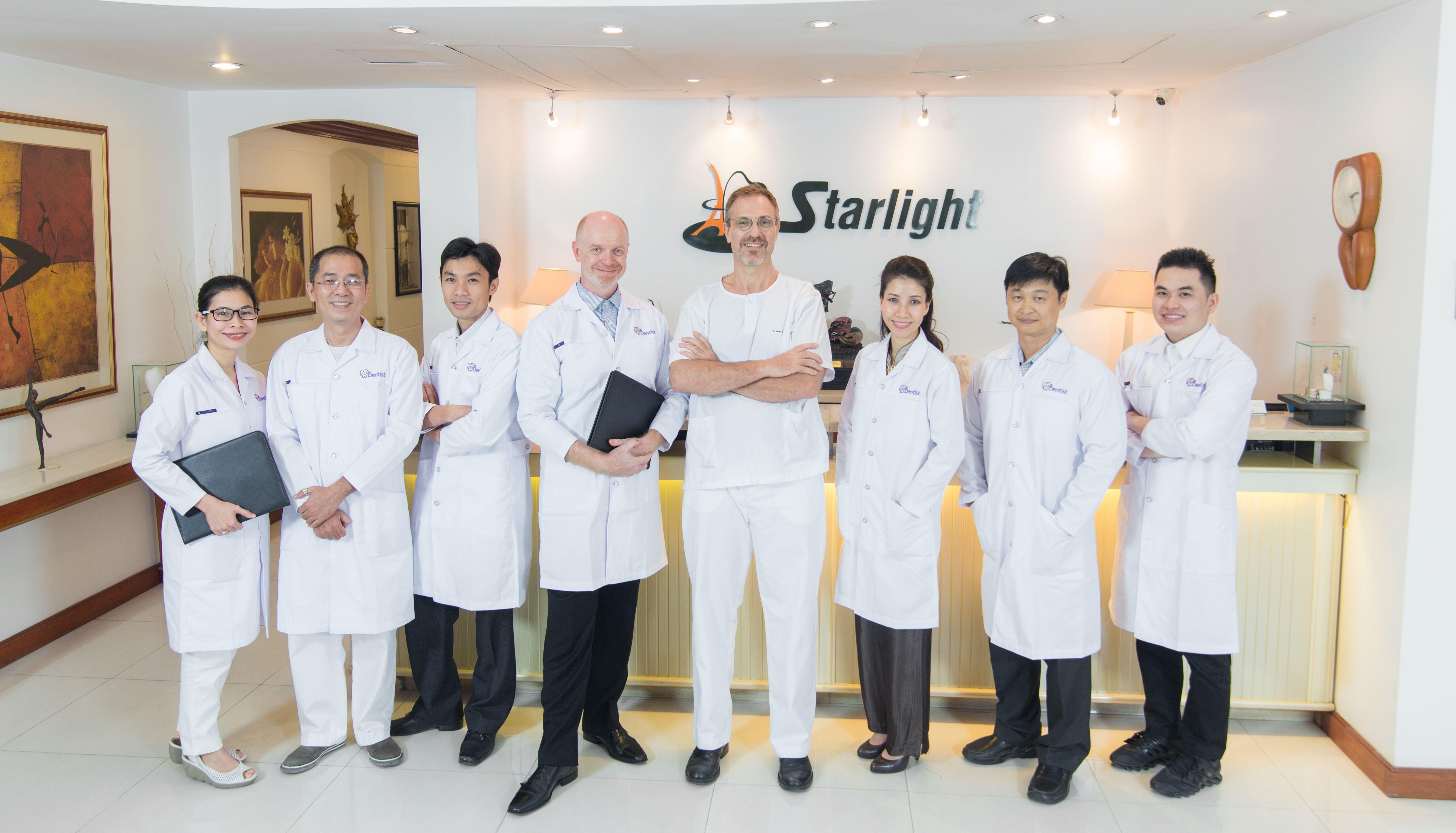 Starlight Dental Clinic (An Phu)