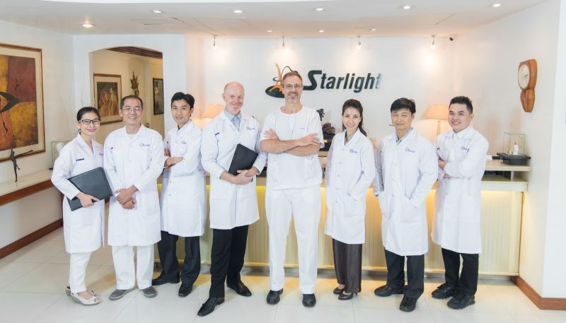 Starlight Dental Clinic (An Phu)