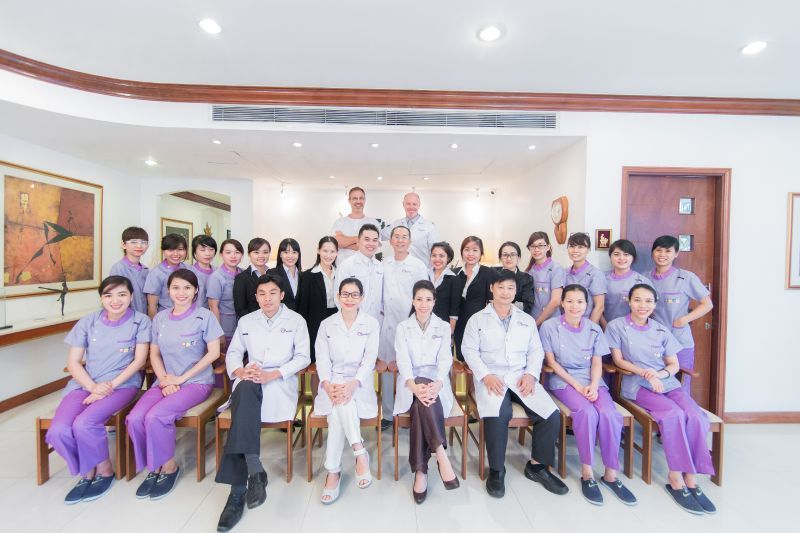 Starlight Dental Clinic (City Center) - Dental Clinics in Vietnam