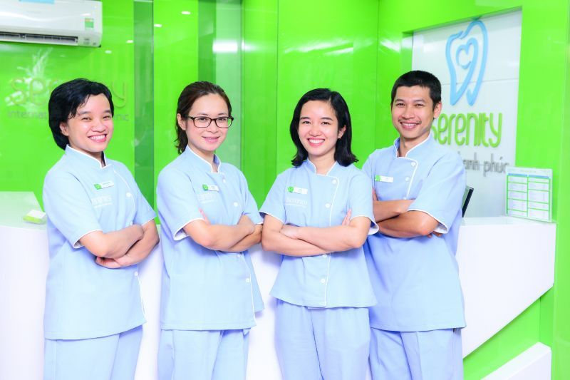 Serenity International Dental Clinic Ho Chi Minh City Branch