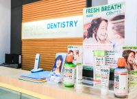 Bangkok Smile Dental Clinic & Spa: Bangkok, Thailand -  information counter