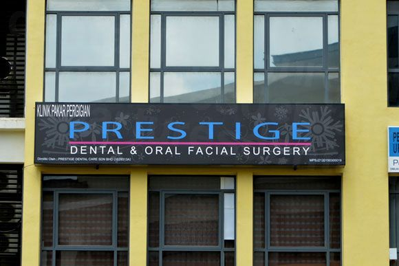 Prestige Dental & Oral Facial Surgery - Dental Clinics in Malaysia