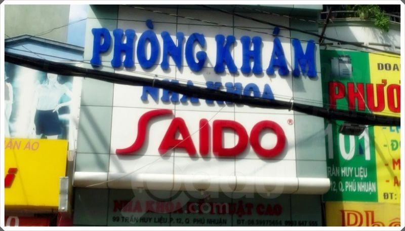 Saido Dental Clinic - Phu Nhuan - Dental Clinics in Vietnam