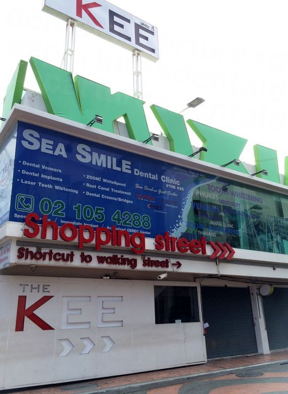 Sea Smile Dental Clinic @ THE KEE