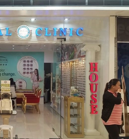White House Dental Optical Clinic and Laboratories Inc. (SM City Sta Mesa) - Dental Clinics in Philippines