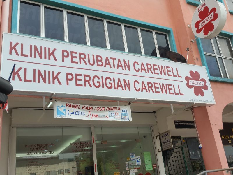 CAREWELL DENTAL CLINIC - Dental Clinics in Malaysia