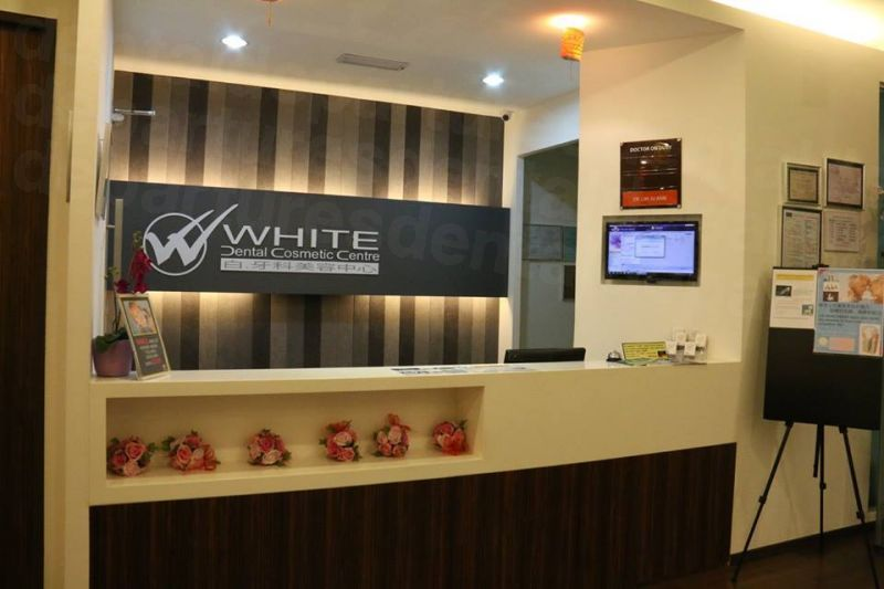 White Dental Cosmetic Centre - Bangsar South