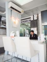 Sea Smile Dental Clinic - Phuket -Information counter