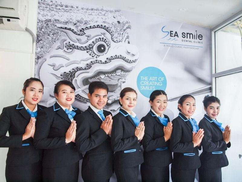 Sea Smile International Dental Clinic (Phuket) - Dental Clinics in Thailand