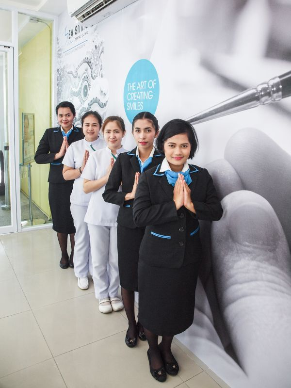 Sea Smile Dental Clinic (The Kee)