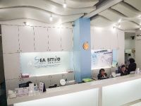 Sea Smile Dental Clinic - Phuket - Information counter