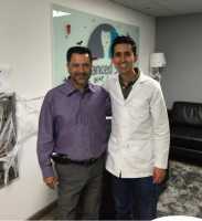 Advanced Smiles Dentistry, Patient with Dentist