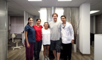 Advanced Smiles Dentistry, Dental Team and Patient