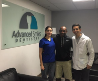 Advanced Smiles Dentistry, Dental Team and Patient #9