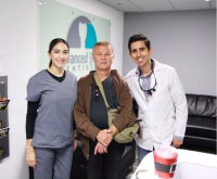 Advanced Smiles Dentistry, Dental Team and Patient #17