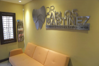 Clinica de Ortodoncia & Estetica Dental, waiting area