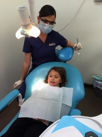 Castle Dental - young patient