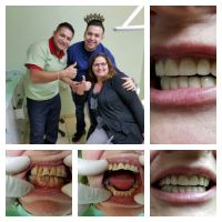 Supreme Dental Clinic- staff and patients.
