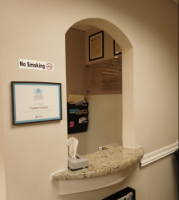 Castle Dental - Surgery Office Reception