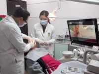 Clinica de Ortodoncia & Estetica Dental, Screen
