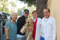 RamLanz Dental, Happy Patients with Dog