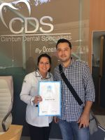 Ocean Dental Specialists, Quintana Roo, Global Patient Choice Award