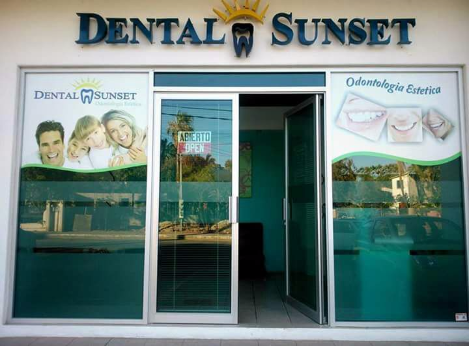 Dental Sunset