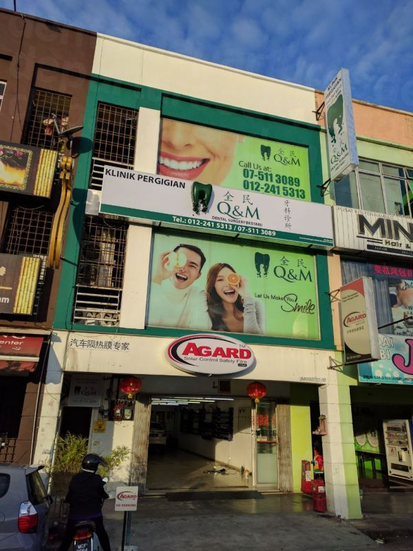 Q&M Dental Surgery - Bestari