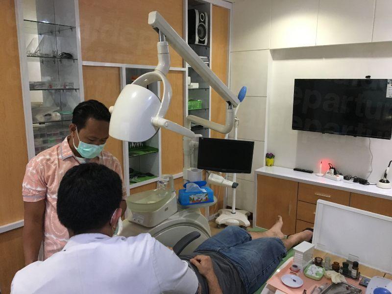 Kuta Dental Clinic, Drg  Syamsiar Adam Clinic in Kuta
