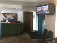 Simply Dental, waiting area television