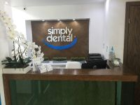 Simply Dental, front desk
