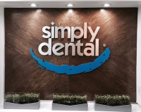Simply Dental, Wall