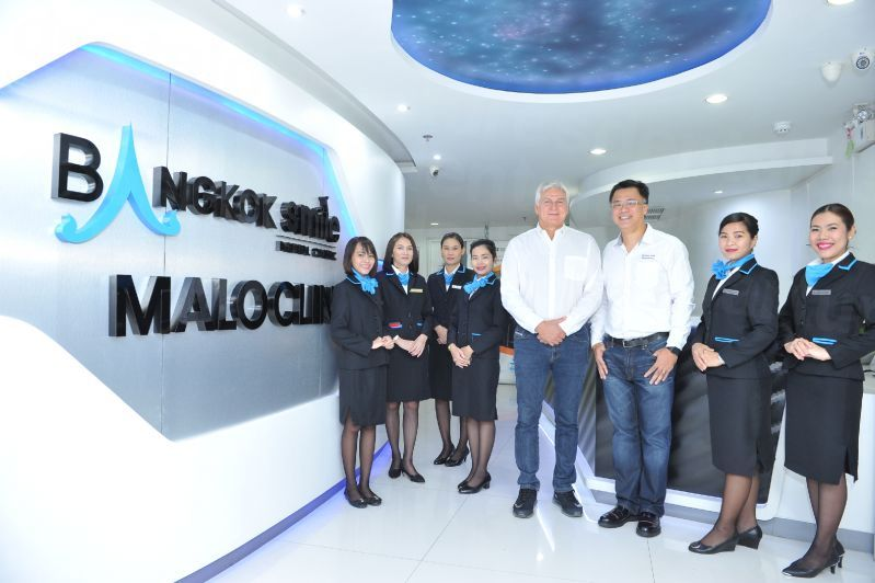 Bangkok Smile Malo Clinic Headquarters (Soi Sukhumvit 5) - Dental Clinics in Thailand