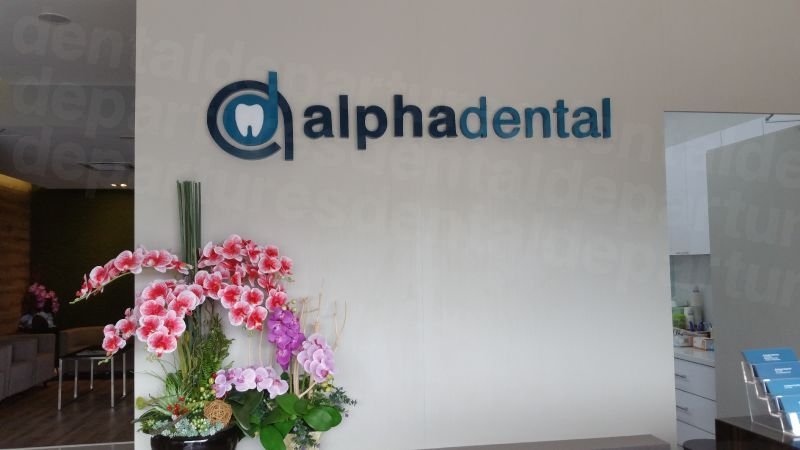 Alpha Dental Clinic - Taman Molek