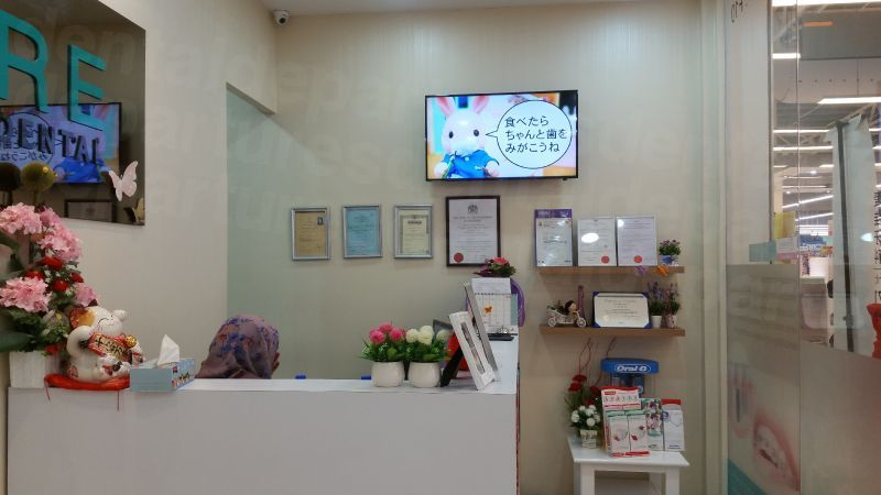 iCare Dental -  Tesco Ara Damansara